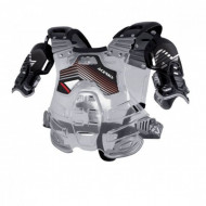 ACERBIS BOMBER JUNIOR ROOST DEFLECTOR - CLEAR/BLACK AC 0006307.363
