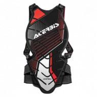 ACERBIS COMFORT BACK PROTECTOR 2.0 - BLACK/RED (S/M * L/XL) AC 0017172.323.