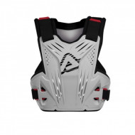 ACERBIS IMPACT BODY PROTECTOR CE - ONE SIZE (BLACK * WHITE) AC 0017851.
