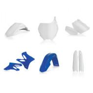 ACERBIS FULL PLASTIC KITS YAMA YZ125/250 06-13 - STANDARD AC 0016916.553.013