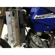 RADIATOR BRACES BLUE YAMAHA YZ85 2016 - 2018 AX1414