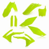 ACERBIS FULL PLASTIC KITS HONDA CRF250 14-17 + CRF450 13-16 - FLO YELLOW AC 0016900.061