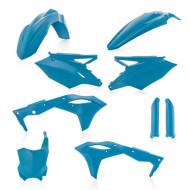 ACERBIS FULL KIT PLASTIC KAW KXF 250 18/19 (LIGHT BLUE * STANDARD 19) AC 0023647.