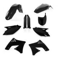 ACERBIS FULL KIT PLASTIC KAWASAKI KXF250 09/12 (BLACK * STANDARD 09 * STANDARD 10 * WHITE) AC 0013978.