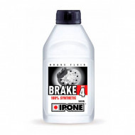 IPONE BRAKE DOT 4 - 500ML COMPATIBLE DOT 3 800312
