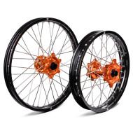 "X-GRIP Wheels-Set 21"" x 1,6"" (front) & 18"" x 2,15"" (rear) KTM Husqvarna Beta RR (BLACK/ORANGE * BLACK/BLUE * BLACK/RED * BLACK/SILVER * BLACK/BLACK) XG-WHEELSSET"