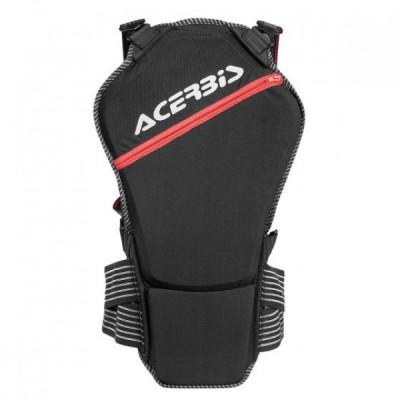 ACERBIS BACK SOFT 2.0 - GREY - ONE SIZE AC 0017169.070