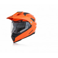 ACERBIS FLIP FS-606 HELMET (FLO ORANGE * BLACK MATT * FLO YELLOW * WHITE) (XS * S * M * L * XL * XXL) AC 0022310.