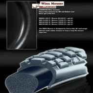 Linswood BIB mousse tyre - 80/100-21 WM080.100.21