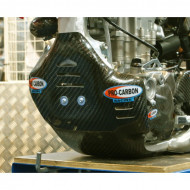 PRO-CARBON RACING Honda Bashplate - CRF250 2010-13