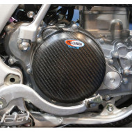 PRO-CARBON RACING Honda Engine Case Cover - Clutch side - CRF450 2009-16