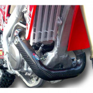 PRO-CARBON RACING Honda Exhaust Guard - CRF 450 2013-14