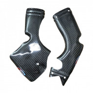 PRO-CARBON RACING Honda Frame Protection - CRF250 2004-09