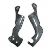 PRO-CARBON RACING Honda Frame Protection - Tall - CRF250R 2010-13 CRF450R 2009-12