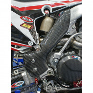PRO-CARBON RACING Honda Frame Protection - Tall - CRF250R 2014-17