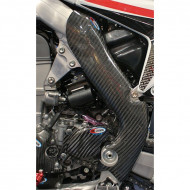 PRO-CARBON RACING Honda Frame Protection - Tall - CRF450R 2013-15