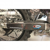 PRO-CARBON RACING Honda Swing Arm Protector - CRF250 2019 .... CRF450 2019
