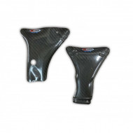 PRO-CARBON RACING Suzuki Frame Protection - RM85 2004-19