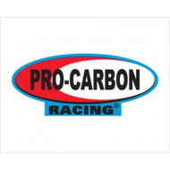 PRO-CARBON RACING Suzuki Rear Caliper Protector - RM125 to 450 2001-19