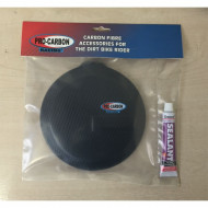 PRO-CARBON RACING Beta Clutch Cover - RR 250/300 2013-17
