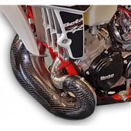PRO-CARBON RACING Beta Exhaust Guard - RR 200 2019