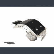 P-TECH Karter & himbavédő - műanyag betéttel - KTM Husqvarna EXC-F XC-F FE 250 350 2017-2020 PK007H
