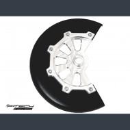 P-TECH Front brake disc guard for KTM Husqvarna Husaberg EXC XC XCW TE FE 125-530 EPK006