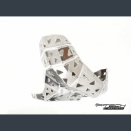 P-TECH Skid plate with exhaust guard for Beta RR 200 2019 PK015