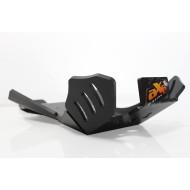 AXP RACING 2020 BETA 250RR/300RR XTREM SKID PLATE - (BLACK * RED) AX1550 / AX1551