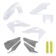 ACERBIS FULL KIT PLASTICS HUSKY TE/FE 2020 (BLACK * STANDARD 20 * WHITE 20) AC 0024051.
