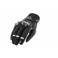 ACERBIS ADVENTURE GLOVES CE (BLACK * BLACK/GREY) (S * M * L * XL * XXL) AC 0023487.