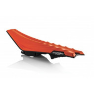 ACERBIS X-AIR SEAT KTM SX-SXF 19-20 + EXC 2020 (BLACK * BLUE * ORANGE) AC 0023589.