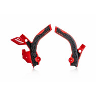 ACERBIS FRAME PROTECTOR X-GRIP 125-200 18-20 - BETA - RED/BLACK AC 0023679.349