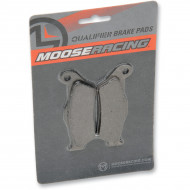 MOOSE RACING HARD-PARTS QUALIFIER BRAKE PADS ORGANIC M617-ORG