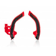 ACERBIS X-GRIP frame guards BETA RR 2020 - RED AC 0024290.349