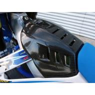 EXTREMECARBON Air Filter Cover TM RACING EN Fi 300/450/530 2015-2020 BLUE/CARBON 08.C.04.E.0002 TM2 BLUE