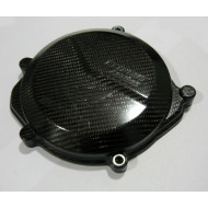 EXTREMECARBON Clutch Cover HONDA CRF 450 2009-2016 RED/CARBON 03.C.07.E.0001 RED