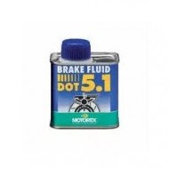 MOTOREX BRAKE FLUID (FÉKFOLYADÉK) DOT 5.1 250ML REX300287