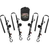 POWERTYE MFG. CLASSIC TRAILER KIT / BLACK|NATURAL / NYLON|STEEL TRAILERKIT-72 - 1 pair ( 2pieces )