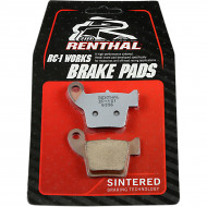 RENTHAL BRAKE PADS SINTERED BP101 BP-101