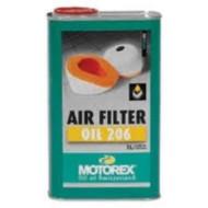 MOTOREX AIR FILTER OIL 206 (LEVEGŐSZŰRŐ OLAJ) 1L REX300052