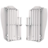 POLISPORT RADIATOR GUARDS (WHITE * BLUE * BLACK) 8464700001