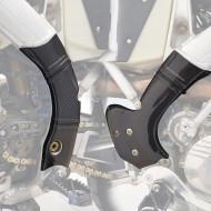 EXTREMECARBON Frame Guards TM RACING CC Fi 250/300 2015-2020 FLEXIBLE BLUE/CARBON 05.C.04.E.0002 FLEX BLUE