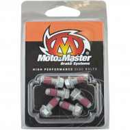 MOTO-MASTER ROTOR BOLTS M6X13 HEX 012019