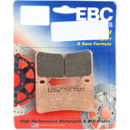 EBC BRAKE PAD FA-HH SERIES SINTERED METAL FA390HH