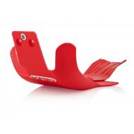 ACERBIS SKID PLATE LINK CV BETA RR250 / 300 18-19 (BLACK * RED) AC 0023920.