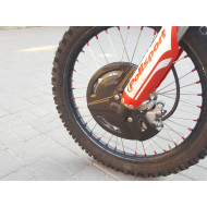 EXTREMECARBON Front Disc Cover HONDA CRF 450 RX COUNTRY 2017-2018 CARBON 11.OS.07.E.0001-250RX-crf450RXC