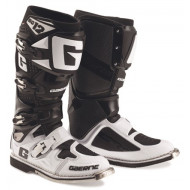 GAERNE MX / OFFROAD BOOTS SG 12 (BLACK * WHITE * BLACK/WHITE) (39 * 40 * 41 * 42 * 43 * 44 * 45 * 46 * 47 * 48 * 49) 2174-071