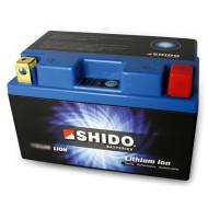 SHIDO BATTERY LITHIUM ION LTZ5S LION S REINFORCED SHIDO7
