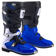 GAERNE MX / OFFROAD BOOTS GX-J (BLACK/WHITE * GREY/YELLOW FLUO * BLACK/ORANGE * BLACK/RED * BLACK/BLUE) (33 * 34 * 35 * 36 * 37 * 38 * 39 * 40 * 41) 2169-004